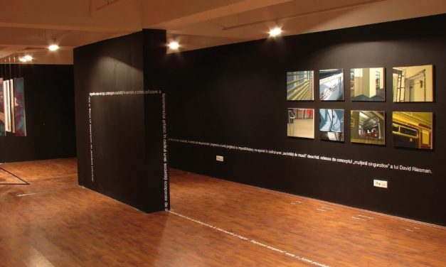 "expozitia ""Segment temporal"", artisti Traian Boldea, Sorana Tarus si Andras Szabo @ Anaid Art Gallery, Bucuresti"