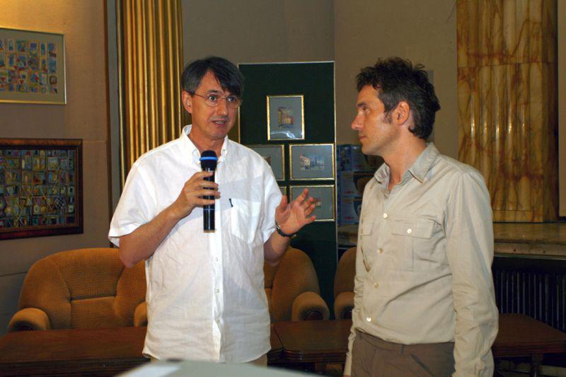 Daniel Knorr la Bienala de la Venetia