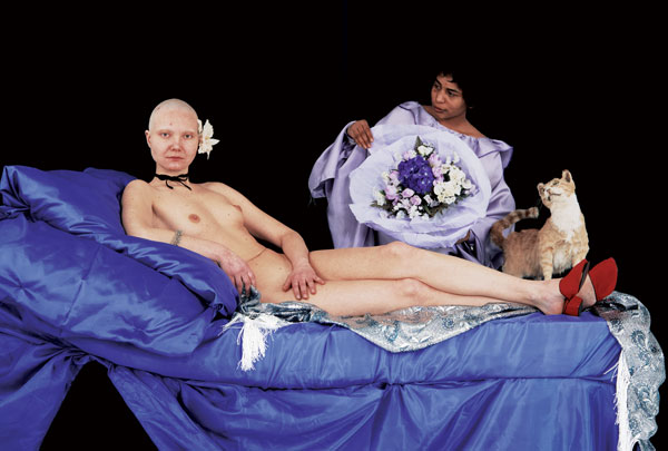 Gender Check – Femininity and Masculinity in the Art of Eastern Europe
