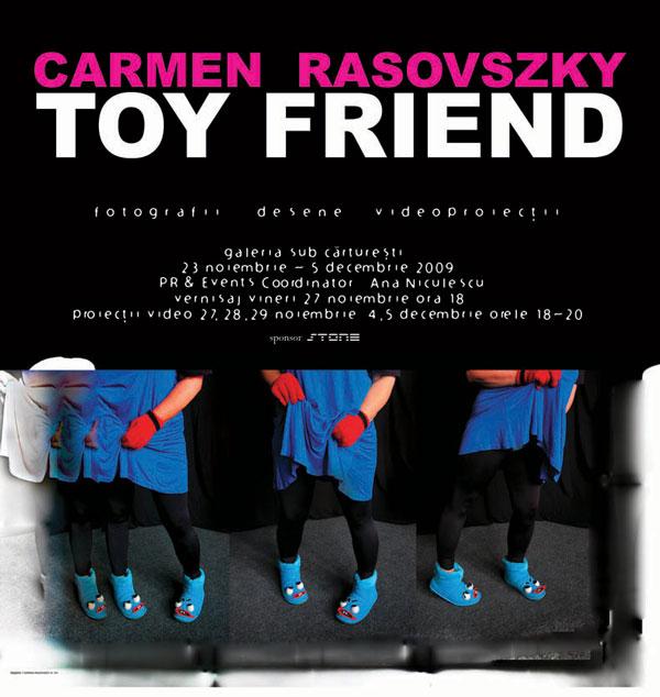 CARMEN RASOVSZKY  /  TOY FRIEND