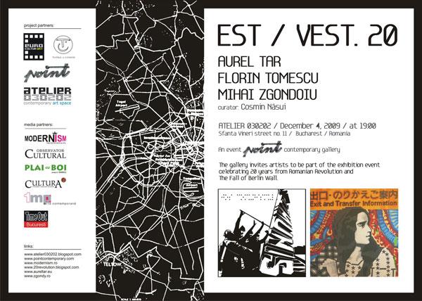 Est / Vest. 20