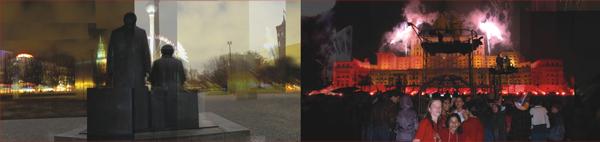 Iosif Kiraly: Mapping Berlin-Bucharest