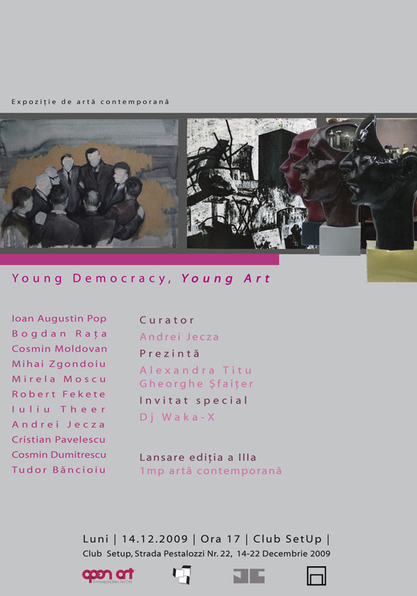 Young Democracy, Young Art