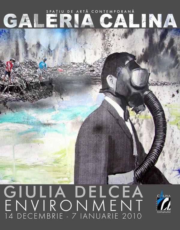 Galeria Calina – Environment – Giulia Delcea