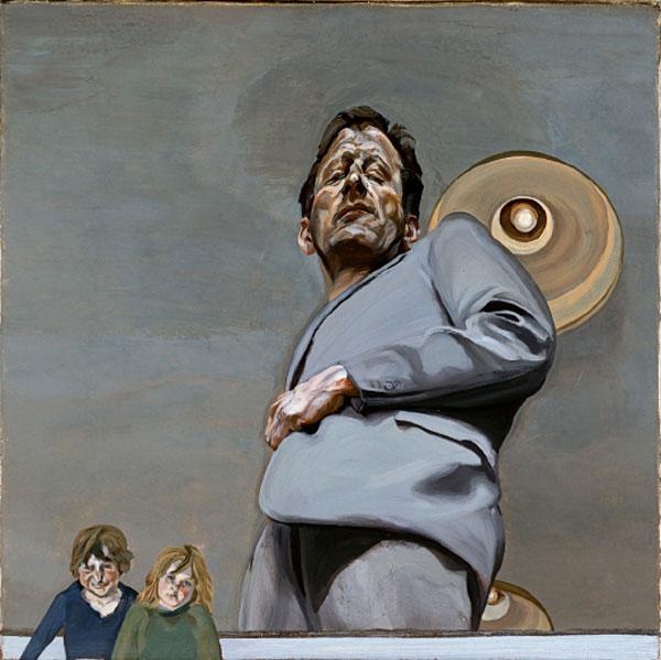 Retrospectivă Lucian Freud @ Centre Pompidou, Paris