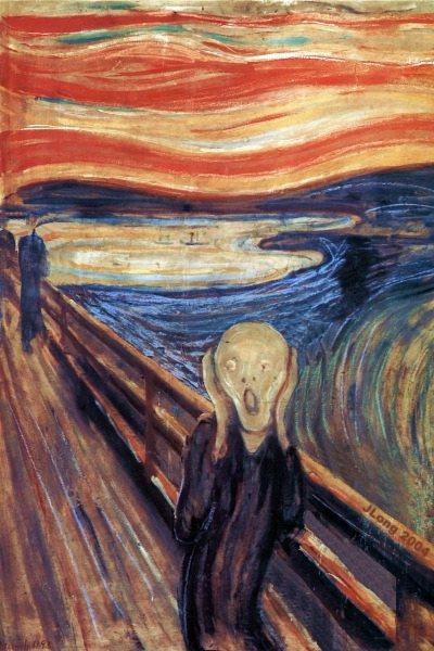 Edvard Munch ou l'Anti-Cri @ Pinacothèque de Paris