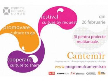 Programul Cantemir 2010-2012