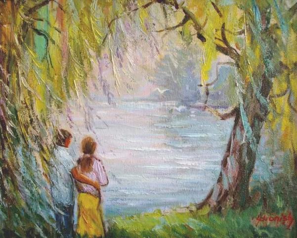 Căutăm pictori amatori adevăraţi în viaţă!
