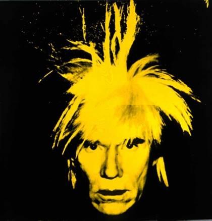Un Autoportret al lui Warhol – 32,5 milioane de dolari