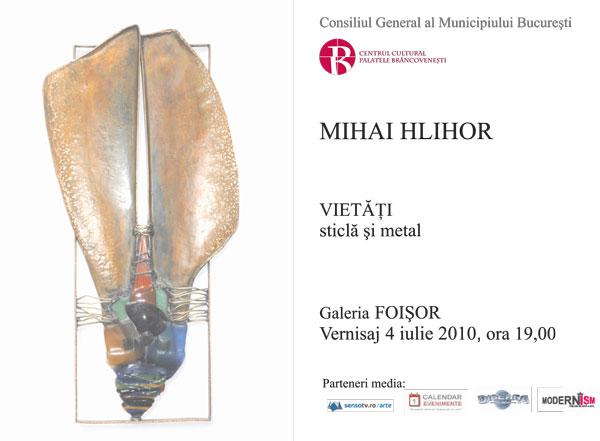 Mihai Hlihor, Vietăți la Palatul Mogoşoaia