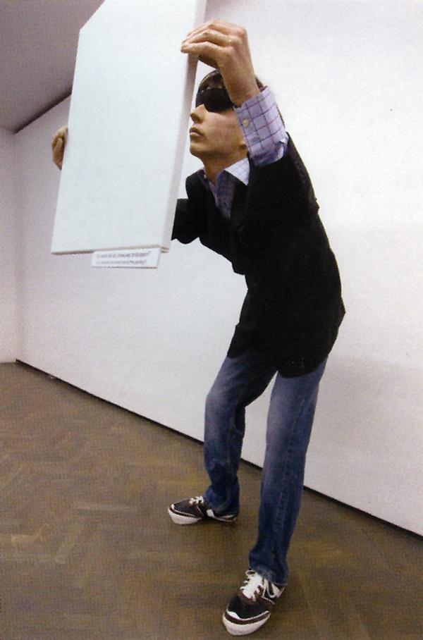 Nimic important, e doar artă