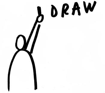 Dan Perjovschi, The More I Draw @ Museum fur Gegenwartskunst Siegen