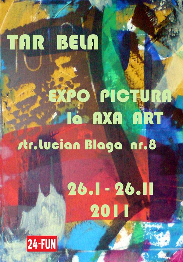 Bela Tar @ Axa Art Timișoara
