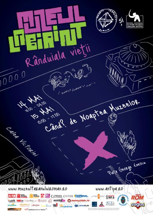Noaptea Muzeelor 14 mai 2011: Muzeul Labirint – Rânduiala vieţii