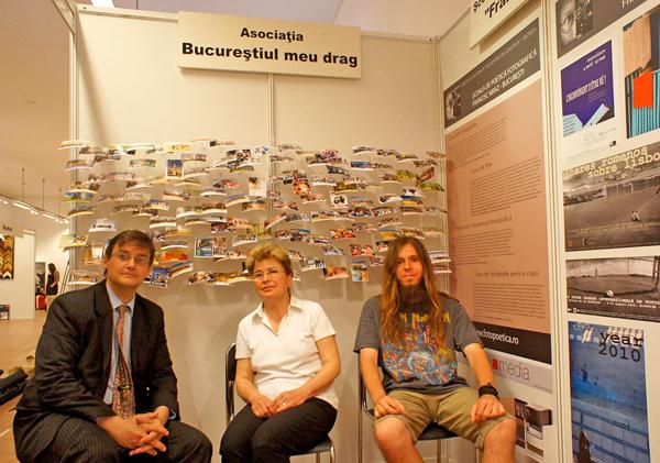 Asociația Bucureștiul meu drag la Salonul de fotografie 2011