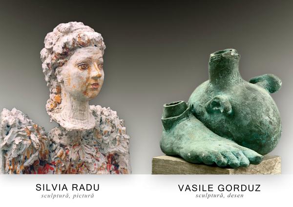 Vasile GORDUZ & Silvia RADU @ Muzeul Naţional de Artă al Moldovei