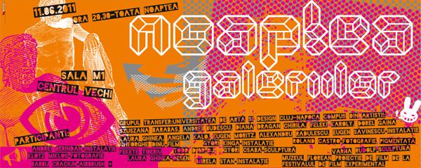 URMA, Proiect expoziţional din cadrul programului Noaptea Galeriilor, Baia Mare