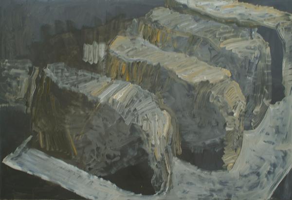 Expoziție Dacian Andoni la Muzeul de Artă din Timișoara