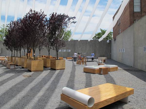 MoMA PS1 – The Young Architects Program
