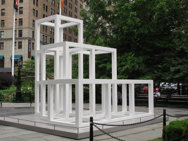 Sol Lewitt – Structures