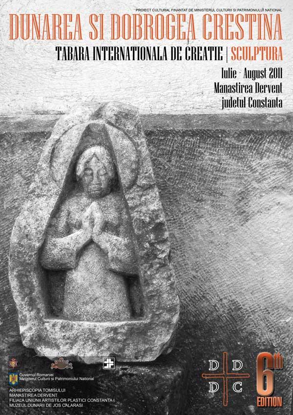 """""""Dunarea și Dobrogea creștină"""" ediția VI/2011 Tabără internațională de creație"""