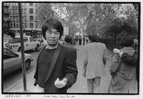 Ai Weiwei: New York Photographs 1983-1993 at Asia Society Museum