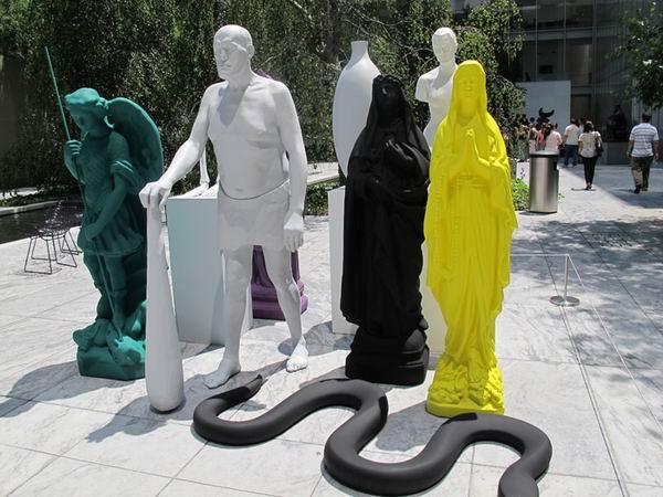 Gradina cu sculpturi – MoMA NY