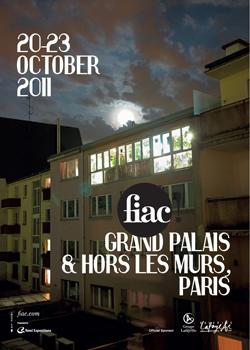 FIAC 2011: Rendez-vous in Paris
