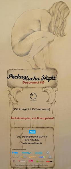 PechaKucha Night Bucuresti#6