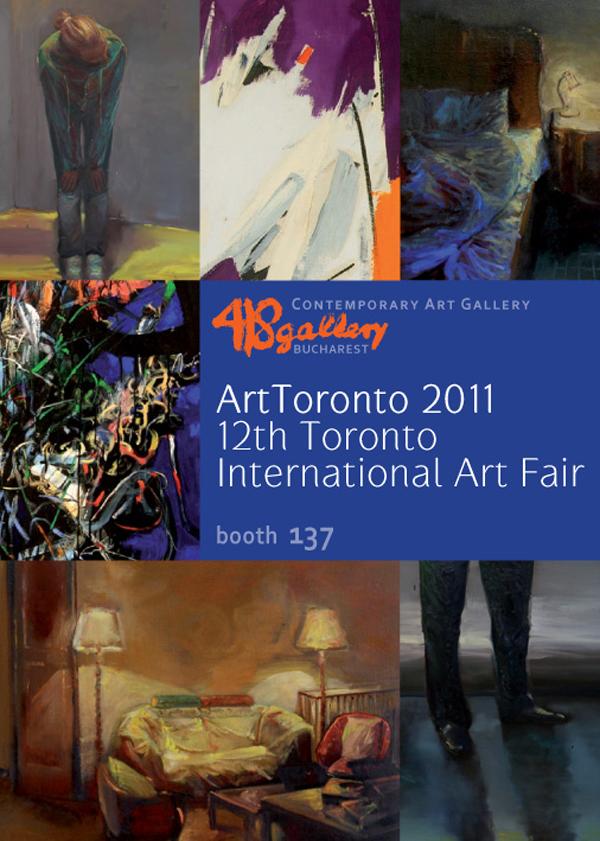 418 Contemporary Art Gallery @ Târgul de artă contemporană de la Toronto