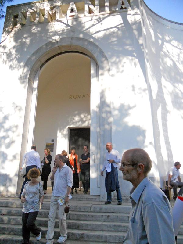 Evaluare IRES – Pavilionul României de la Bienala de la Veneția