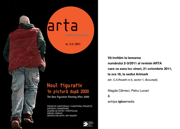 Lansare ARTA 2-3, 2011
