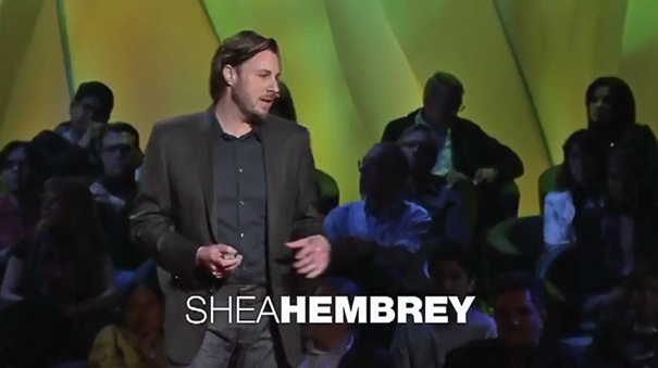 Shea Hembrey: How I became 100 artists