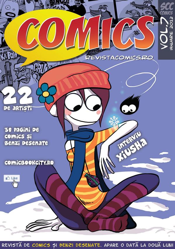 Revista COMICS nr. 7 (ianuarie 2012)