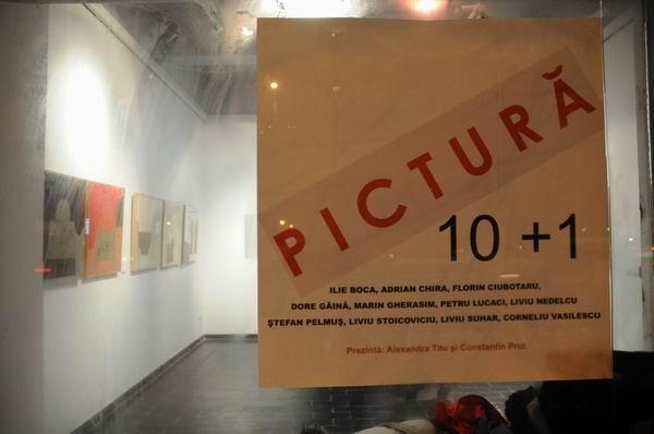 """""""10+1"""" la Galeria Simeza"""