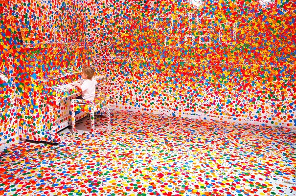 What Happens When You Give Thousands of Stickers to Thousands of Kids