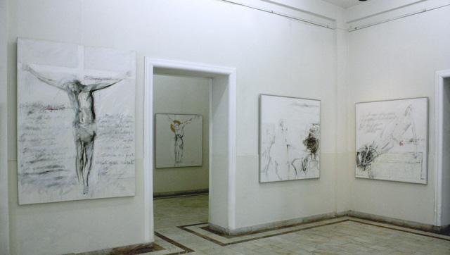 """Liviu Nedelcu, """"Drumul spre înălțare"""" @ Muzeul de Artă Vizuală Galați"""