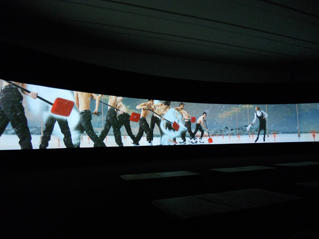 AES+F: ALLEGORIA SACRA, special project of the Moscow Biennale of Contemporary Art @ Multimedia Art Museum Moscow