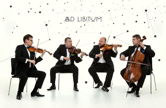 Ad Libitum, cu Tomescu, la Sala Radio în februarie