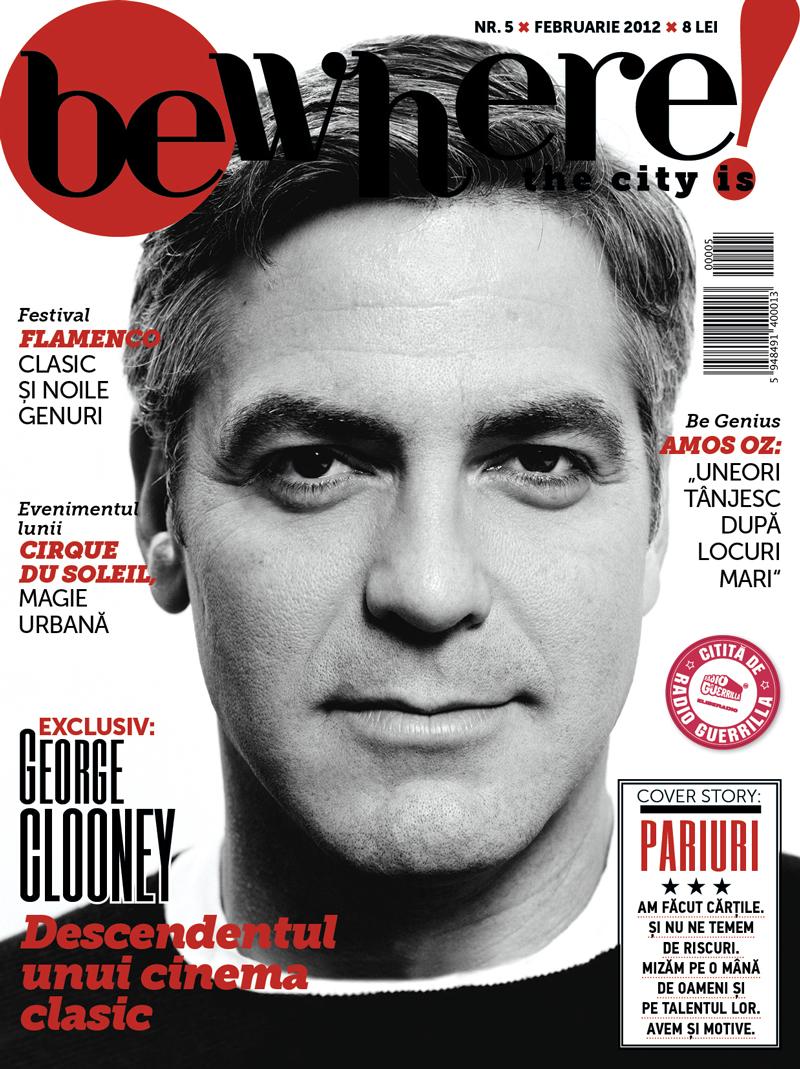 A apărut ediția de februarie a revistei BeWhere!