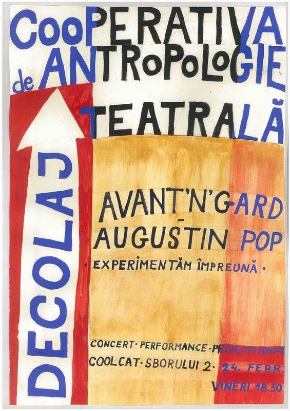 DeColaj evenimentul de lansare a Cooperativei de Antropologie Teatrală