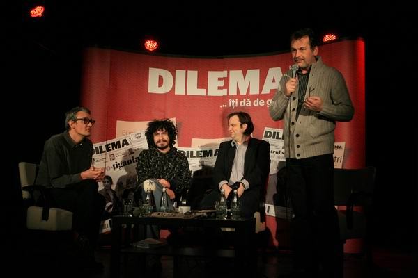 """""""ACTA şi Internetul – sfârşit sau început de epocă?"""" @ Clubul Dilema veche"""