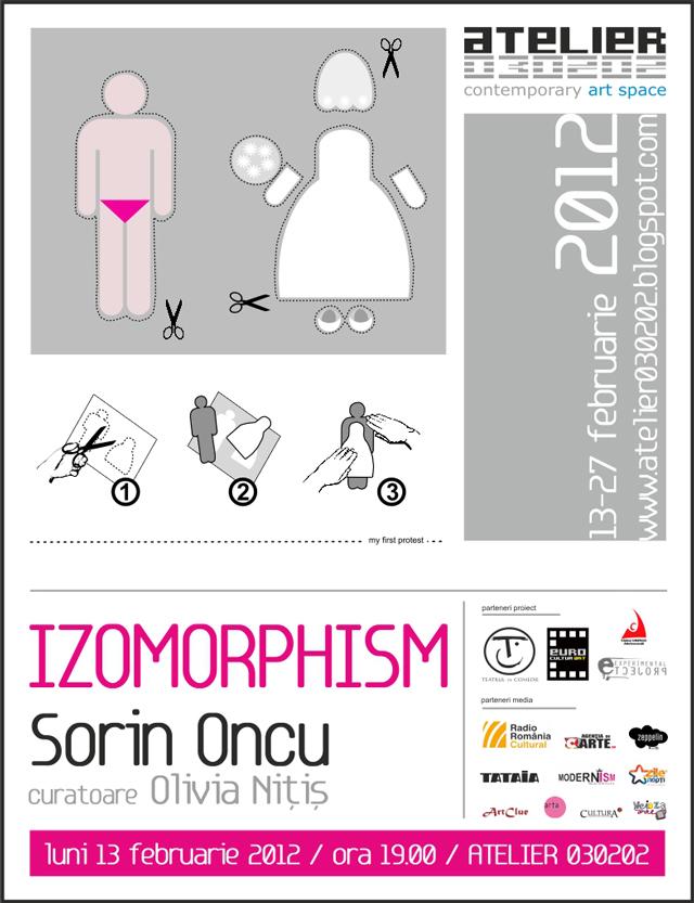 """Sorin Oncu, """"Izomorphism"""" @ Atelier 030202"""