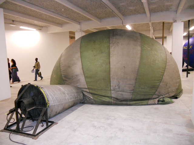Biennale de Lyon 2011: A terrible beauty is born