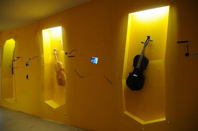 Chopin îndrăgostit @ Muzeul Naţional al Ţăranului Român, Sala Foaier