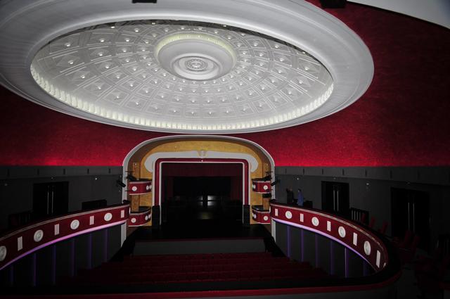 Teatrul din Deva, o sută de ani