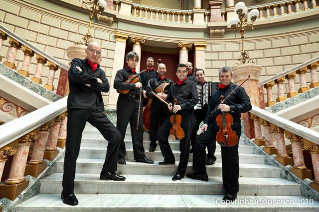 Seasons Rendezvous – trupaTraffic Strings @ Sala Radio