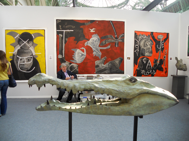2013 National and International Art Fairs
