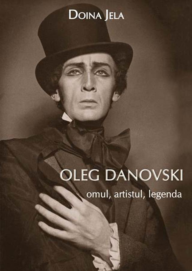 Biografia lui Oleg Danovski lansată la Institutul Cultural Român