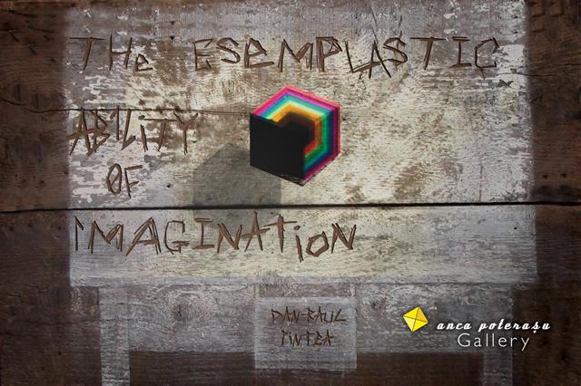 """Dan Raul Pintea, """"Abilitatea esemplastică a imaginației"""" @ Anca Poterașu Gallery"""